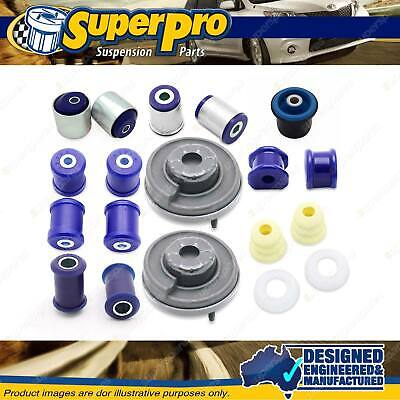 AU769.21 • Buy Front Superpro Suspension Bush Kit For FORD TERRITORY SX & SY - 2004-2011