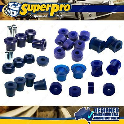 AU269.04 • Buy Front Superpro Suspension Bush Kit For MITSUBISHI TRITON ME MF MG MH MJ 86-96