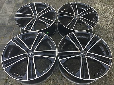 $891.16 • Buy Set Of Aftermarket Zinik 20X8.5 Inch Rims In Good Used Cond. Bmw Mini Fitment