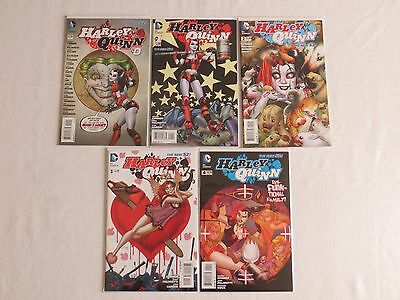 $ CDN36.29 • Buy Harley Quinn New 52 DC 0-4 VF/NM