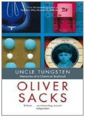 £3.10 • Buy Uncle Tungsten: Memories Of A Chemical Boyhood,Oliver Sacks