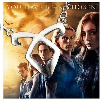 City Of Bones Necklace Angelic Forces The Mortal Instruments New • 10.12£