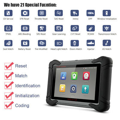 Full Systems Diagnostic Scan Tool J2534 Programming Coding Tool For BMW Honda GM • 901.18$