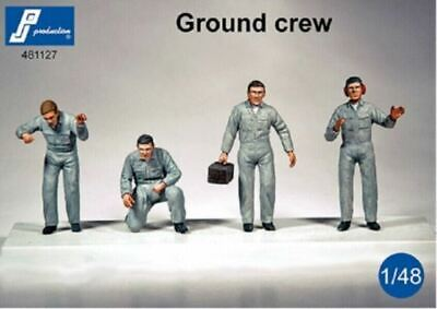 PJ Production 481127 1/48 Ground Crew Resin Figures • 26.59£
