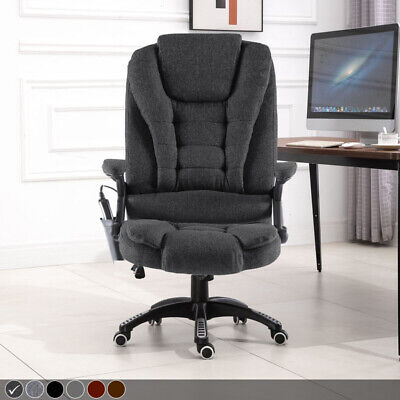 £89.99 • Buy Neo Executive Gaming Computer Desk Office Swivel Recliner Massage Chair