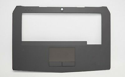 $ CDN26.16 • Buy KXN8G Genuine DELL Alienware 15  R1 R2 Laptop Black Palmrest Touchpad Assembly
