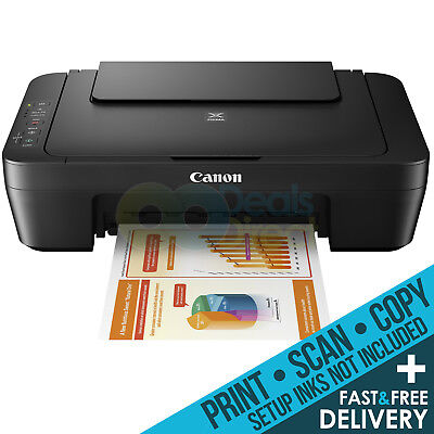 Canon MG2450 / MG2550S All-in-One Colour Printer Only Deal (inc. Free Delivery) • 39.95£