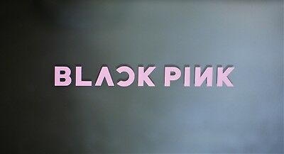 $ CDN3.62 • Buy BLACKPINK All Girl K-Pop Group Logo Vinyl Decal 3  Or 6  Stickers (Set Of 2)