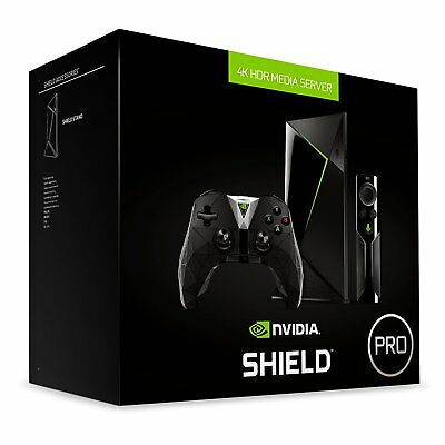 $ CDN901.80 • Buy NVIDIA Shield Pro (2017) Android TV - Customized - Up To 2TB Internal SSHD, SSD
