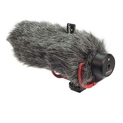Rode Microphones DeadCat GO Artificial Fur Wind Shield For The VideoMic GO • 21.60£