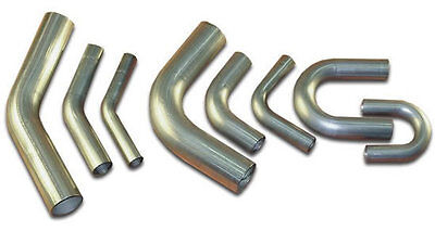 £10.99 • Buy 1  - 3   Mandrel Bend Elbows Stainless Steel 90 45 180 Degree Angles All Sizes