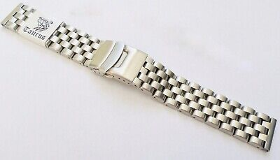 $ CDN76.78 • Buy TAURUS 22mm Heavy SS Brushed Divers Watch Band Bracelet FOR SEIKO SKX007 SKX009