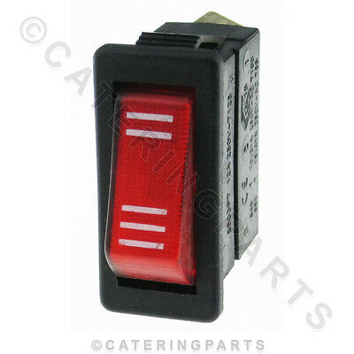00033 New Genuine Dualit Spare Part 2/3 Slice Toaster Red Selection Switch • 8.25£