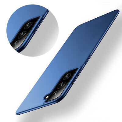 $ CDN3.38 • Buy Ultra Thin Slim Matte Hard Back Case Cover For Samsung Galaxy S21 Plus S7 S8 S20