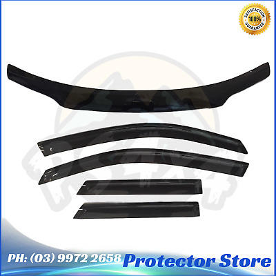 AU119 • Buy Ford Territory SX SY 2004-2011 Bonnet Protector & Weathershields Guards