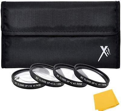 $ CDN29.10 • Buy 40.5mm 4 Pieces Macro Close Up Filter Kit For Sony A5000 A5100 A6000 A6300 A6500