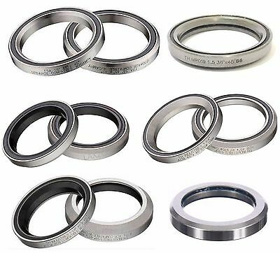AU22.57 • Buy Bicycle Bike Headset Sealed Bearings FSA Integrated MTB Bearings Cycle