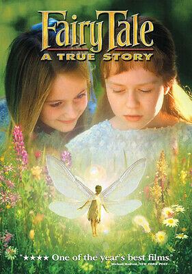 £7.99 • Buy Fairytale: A True Story [New DVD] Ac-3/Dolby Digital, Dolby, Dubbed, Subtitled
