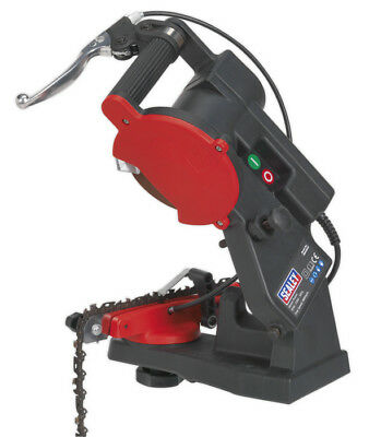 £63.30 • Buy Chainsaw Blade Sharpener - Quick Locating 85w From Sealey Sms2002c Syc