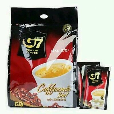 AU25.99 • Buy Trung Nguyen G7 Instant Coffee 3in1 Coffeemix 16g X 5/10/20/25/50/100/150