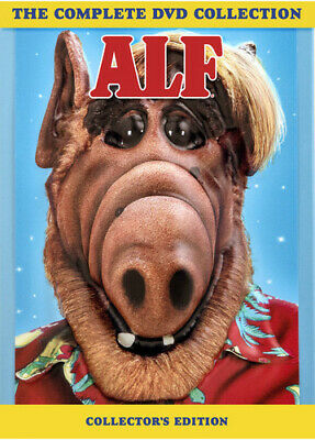 £32.38 • Buy ALF: The Complete DVD Collection (Collector's Edition) [Used DVD] Boxed Set, F