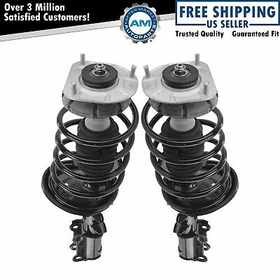 $183.77 • Buy Front Complete Shock Strut Spring Assembly Driver Passenger Pair For S60 V70 S80