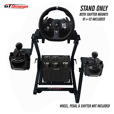 GT Omega Steering Wheel Stand PRO For Logitech G920 Racing Wheel Xbox One • 146.72$