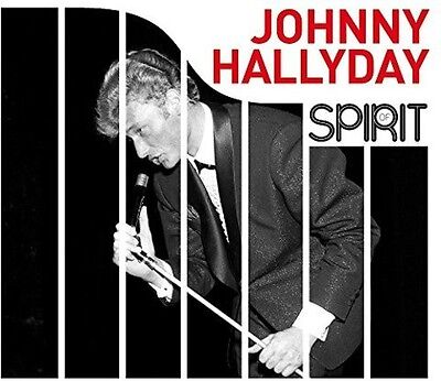AU30.76 • Buy Johnny Hallyday - Spirit Of Johnny Hallyday [New CD] France - Import