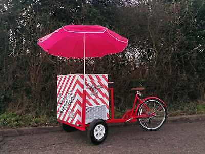 Mobilux Battery Powered Portable Ice Cream Freezer For Bike Mounting • 1,410£