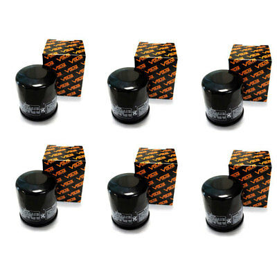 $22.99 • Buy Volar Oil Filter - (6 Pieces) For 1997-2015 Suzuki GSXR 600