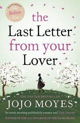 AU5.70 • Buy The Last Letter From Your Lover,Jojo Moyes- 9780340961643