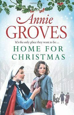 Home For Christmas,Annie Groves • 2.18£
