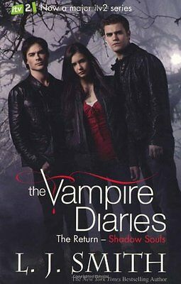 £3.22 • Buy The Vampire Diaries: Shadow Souls: Book 6: 2/3,L J Smith- 9781444901511