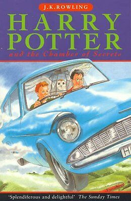 $ CDN3.63 • Buy Harry Potter And The Chamber Of Secrets (Book 2),J. K. Rowling