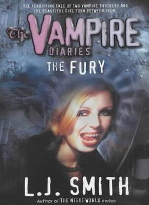 £2.03 • Buy The Vampire Diaries: The Fury: Book 3,L J Smith