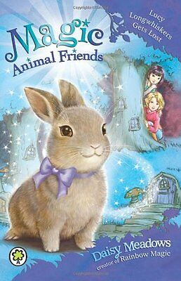 Lucy Longwhiskers Gets Lost: Book 1 (Magic Animal Friends),Daisy Meadows • 1.92£