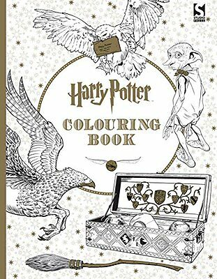 £2.04 • Buy Harry Potter Colouring Book 1,Warner Brothers