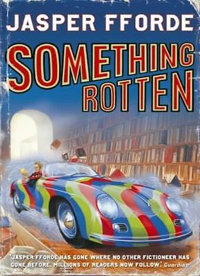 Something Rotten,Jasper Fforde • 3.09£