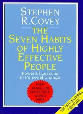 AU5.53 • Buy The 7 Habits Of Highly Effective People: Powerful Lessons In Pers ,.0671711172