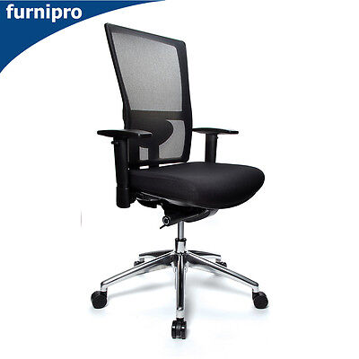 AU699 • Buy Executive Koda 24/7 Ergonomic Mesh Back Office Chair With Arms Heavy Duty
