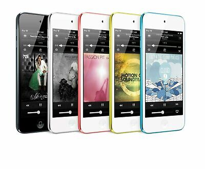 £58.08 • Buy Apple IPod Touch 5th Generation - Used - Tested - All Colors - 16GB 32GB 64GB