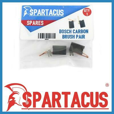 £7.49 • Buy Spartacus SPB038 Carbon Brush Brushes Spare Part Pair Replacement Fits Bosch