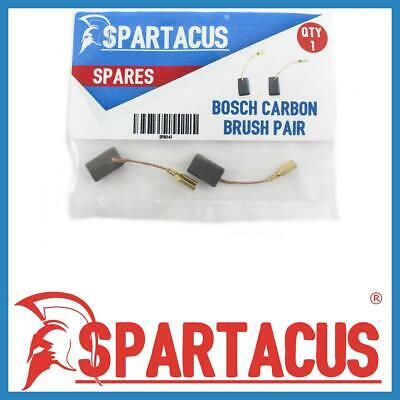 £6.15 • Buy Spartacus SPB041 Carbon Brush Brushes Spare Pair Part Replacements Fits Bosch