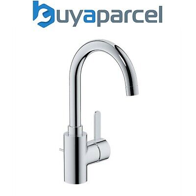 £119.99 • Buy Grohe 32830 Eurosmart Cosmo Single Lever Basin Mixer Tap High Spout Deck Mounted