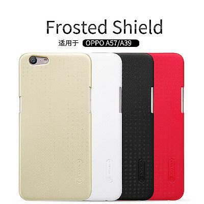 AU14.99 • Buy OPPO A57 Case NILLKIN Super Frosted Shield Case Cover For OPPO A57