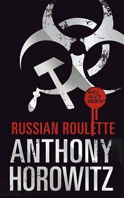 Russian Roulette (Alex Rider),Anthony Horowitz • 4.04£
