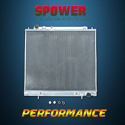 AU500 • Buy 42MM For Mitsubishi Delica Spacegear L400 Express 4Cy AT Aluminum Radiator 94-05