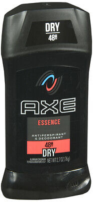 AXE Antiperspirant Invisible Solid, Essence, Dry Action, 2.7oz Stick • 4.29£