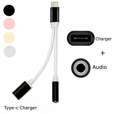 $1.19 • Buy Audio Splitter Converter Adapter Cable USB Type-C To 3.5mm Jack AUX Headphone