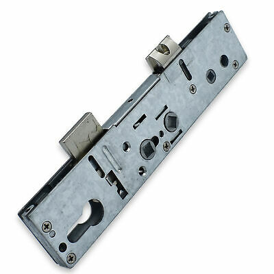 Lockmaster Door Lock Mila Master Dual Twin Double Spindle Centre Case Gearbox • 18.99£